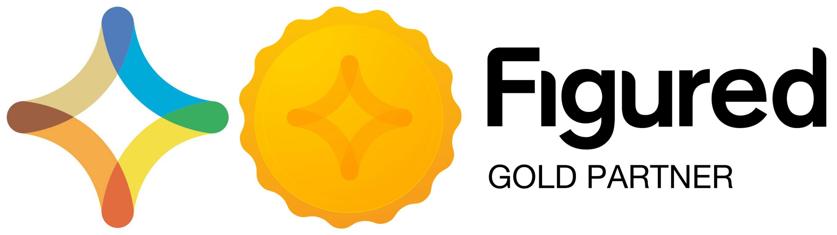 Figured Farm Management Software Gold Partner logo