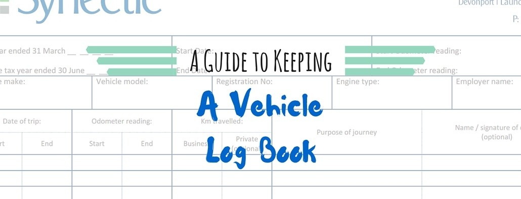 keeping a vehicle log book plus your free template synectic group