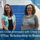 Business scholarship UTas Tasmania