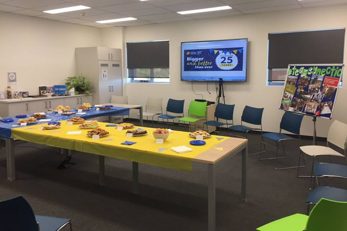 Synectic Accountants Advisers Australia's Biggest Morning Tea