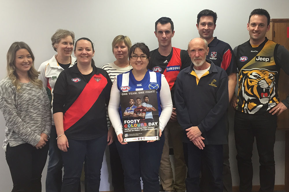 Synectic Accountants Advisers Footy Colours Day 15
